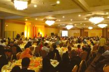 Attendees at 8th Annual Banquet