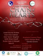 Young Muslims present: Youth Conference - Chain of Hearts